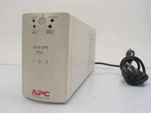 APC BP280S  280 VA Back-UPS Pro 280 Battery Backup
