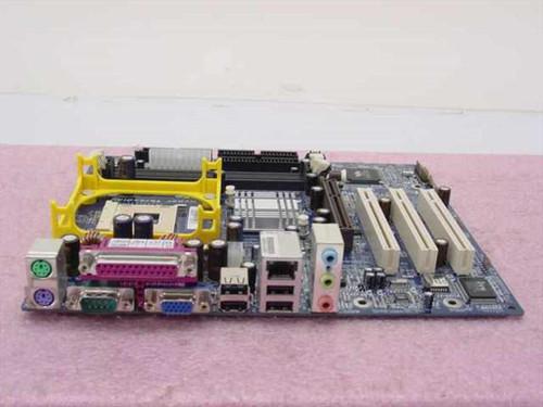 Gigabyte 8VM533M-RZ  Socket PGA478B System Board