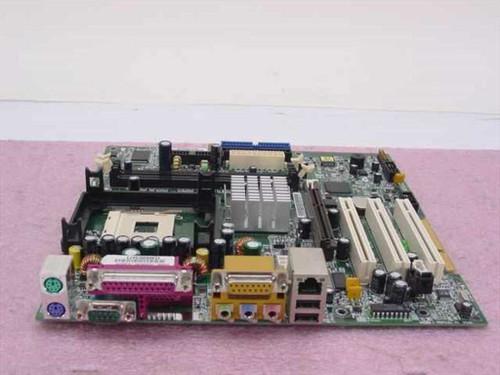 ASUS P4B266-LA  PGA 478B System Board compatible w/HP Pavilion 750