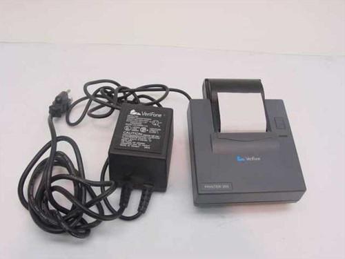 VeriFone P002-129-00  3 Model 55/P250 Sales Receipt