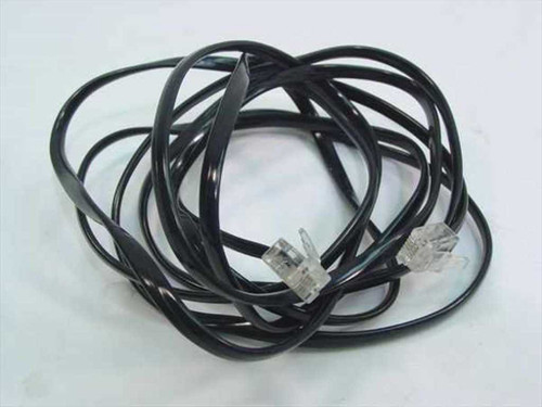 Telephone 6 & foot RJ11 to RJ11 Telephone Cable 4-wire (Cable)