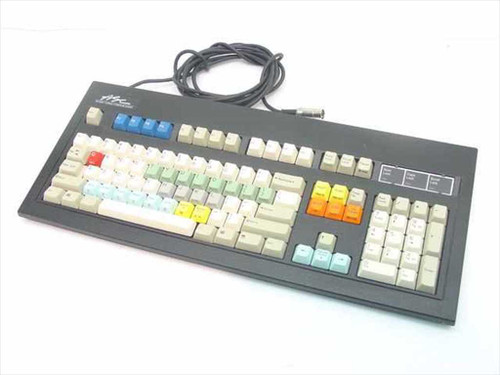 ASC Black  AT Keyboard 104 Key