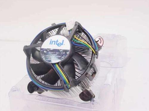 Intel D34017-001  Pentium 4 Processor Fan