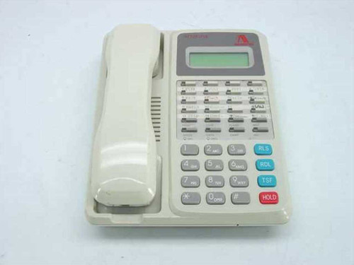 Macrotel International Corp. 3209400  MTH-24E Executive Console Telephone w/ LCD