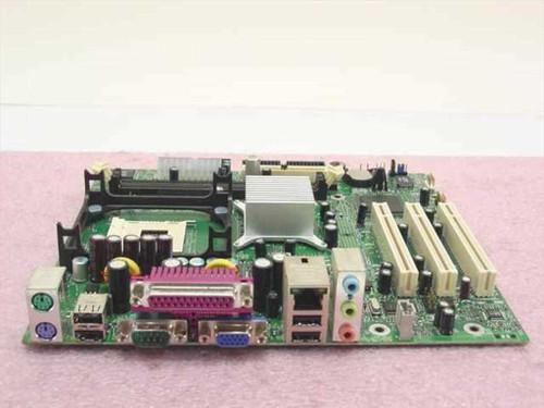 Intel AA C45439-302  P4 Socket mPGA478B System Board microATX