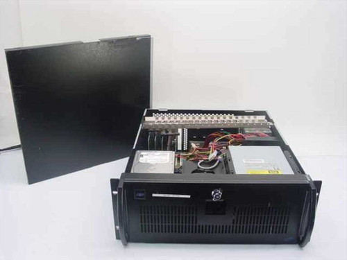 Digital Solutions Black  Pentium III 600 Mhz - Rackmount Server