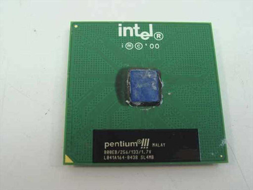 Intel PIII Processor 800EB/256/133.1.7V (SL4MB)