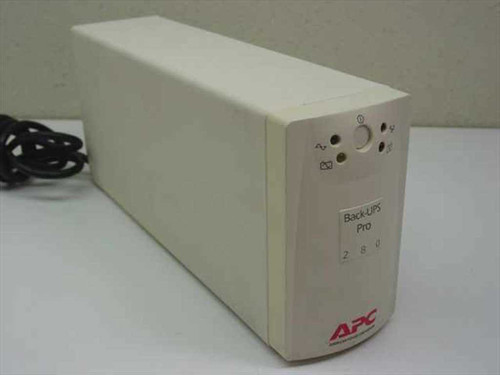 APC BP280BPNP  280 VA Back-UPS Pro 280 UPS Power Backup