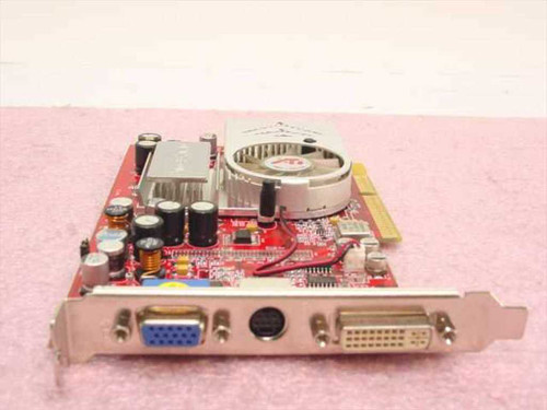 ATI R96T-C3  A/V IN, A/V/OUT Radeon PowerColor 9600XT Ultra AGP