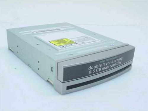 Toshiba Samsung TS-H552  DVD&R/RW Dual Layer DVD Drive w/Emachine Bezel