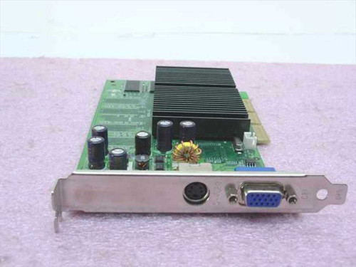 EVGA 128-A8-N303-L6  e-GeForce FX 5200 128MB Video Card