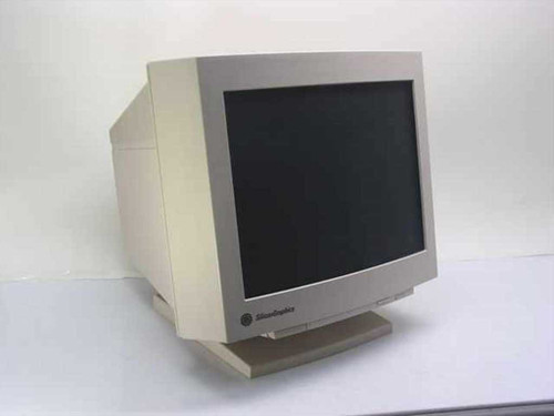 """Silicon Graphics GDM-20D11  19"""" Color Graphic Display"""