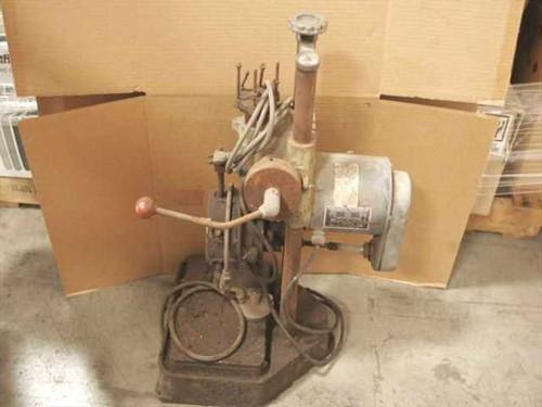 Burgmaster 6-head  Drill Press