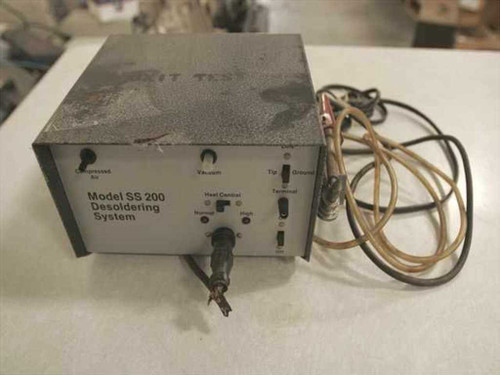 Generic SS 200  Desoldering System w/ Gun