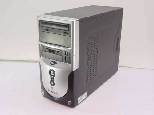 Systemax 317645  Systemax AOL Optimized PC 40 GB CD-R