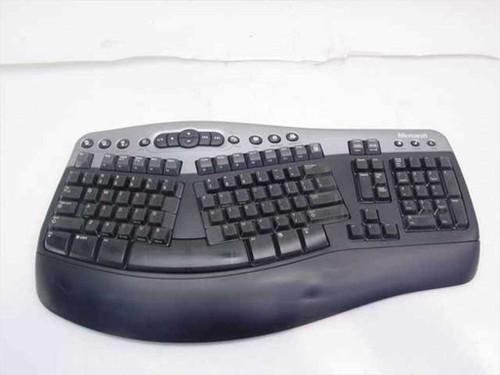 Microsoft X09-55569  Wireless Natural MultiMedia Keyboard