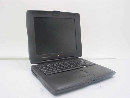 Apple M4753  G3 Macintosh PowerBook - No HDD Caddy - Missing Ke