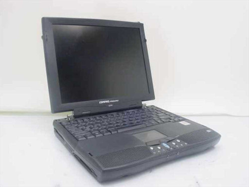 Compaq  Presario 1275  Laptop AMD K6 350MHz 4GB 64MB CD/FDD - Minor Def