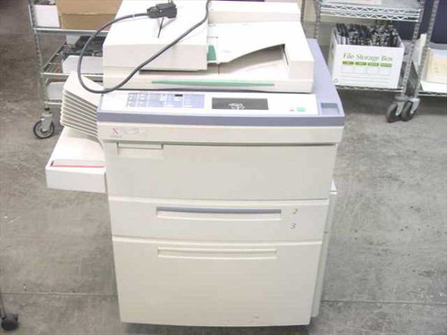 Xerox 5624  Office Copier 24 CPM w/Feeder Sorter for Parts - A
