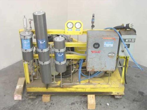 Pneumetrics, Inc. P8-32EI-NRS-2  Breathing Air Purification System - Scuba - Fire