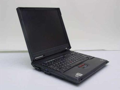 IBM 2628  ThinkPad Laptop A21M PIII