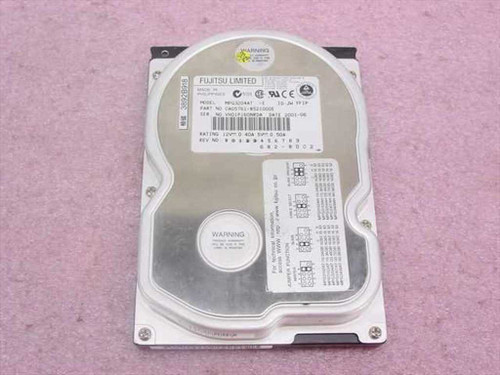 """Fujitsu MPG3204AT  20.0GB 3.5"""" IDE Hard Drive"""