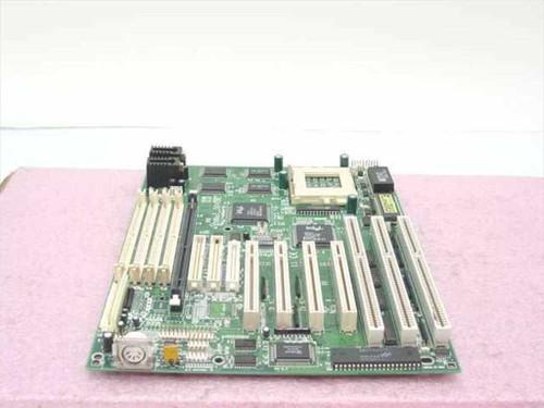 ECS P5VX-Be  Socket 7 System Board Rev. 2.0