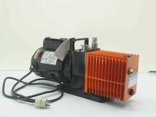 Alcatel 2012  Vacuum Pump w/GE Motor 5KC43MG2462X