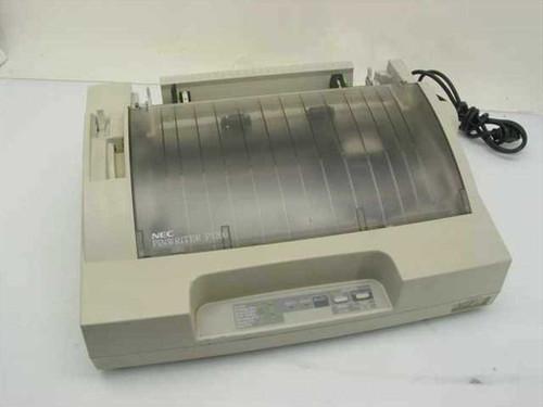 NEC P1200  Pinwriter P1200 Dot Matrix Printer