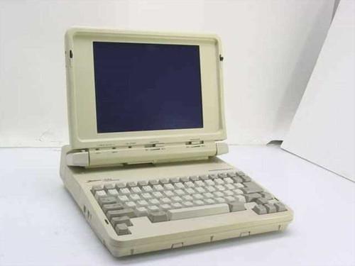Zenith ZWL-184-02  Vintage XT 8088 Collectable Laptop