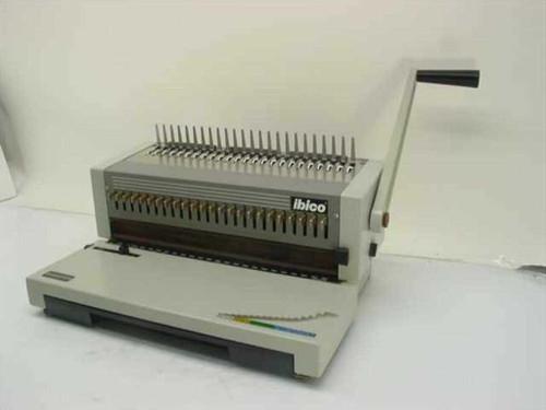 Ibico IBIMASTER  Punch Comb Binding System Machine