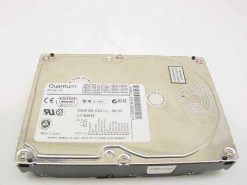 "Quantum 9.1J  9.1GB 3.5"" SCSI Hard Drive 80 Pin"