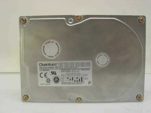 "Quantum 2110S  2.1GB 3.5"" SCSI Hard Drive 50 Pin"