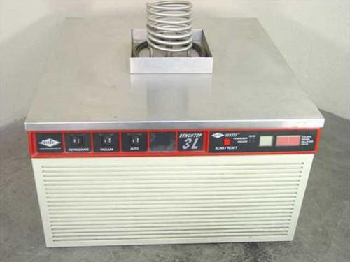 Virtis Benchtop 3L  Tabletop Freeze Dryer - Model 294348