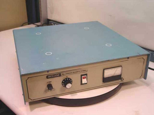 Bellco 4-Place Magnetic Stirrer - Blue 15 to 150 RPM (7765-06065)