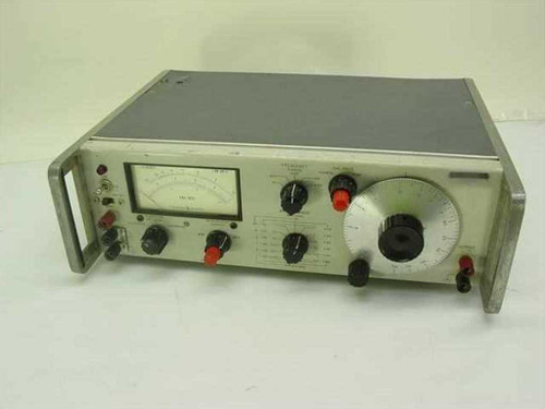 HP 332A  Distortion Analyzer Frequency range 5Hz to 600