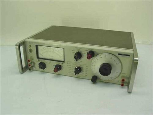 HP 331A   Distortion Analyzer - 5Hz to 600KHz