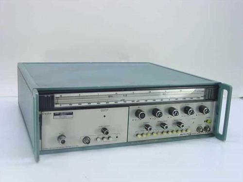 Alfred 6607ED   Oscillator .01-4 GHz w/Ailtech Sweep Oscillator 66