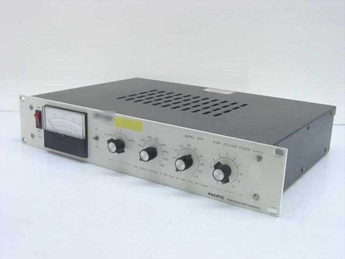 Pacific Precision 204  Rackmount High Voltage Power Supply 2kV 10mA