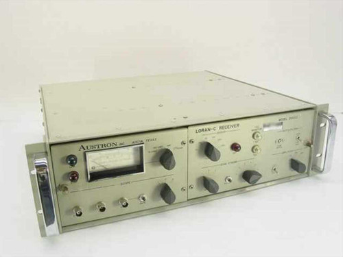 Austron 2000C  Loran-C Precision Time and Frequency Receiver