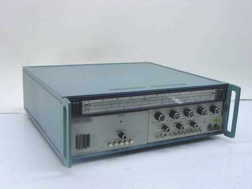 Alfred 9514 D  Controller for Sweep Oscillator 6600 As-Is