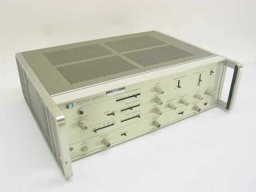 HP 8007B  100 MHz High Speed Pulse Generator for STTL / ECL