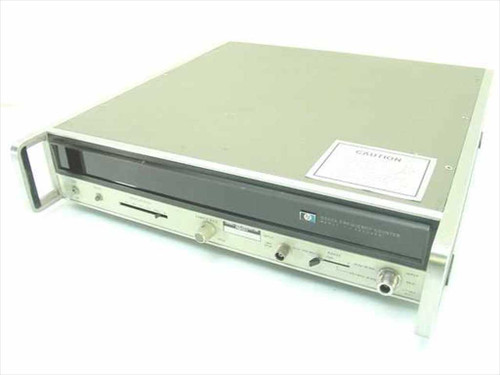 HP 5340A  18GHz Frequency Counter & Option 011