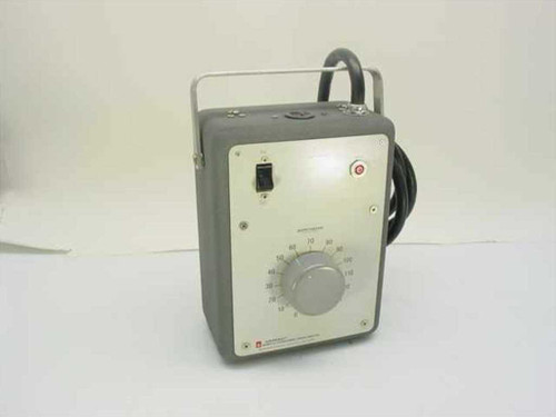 General Radio W20MT3  GenRad Variac 0-140 Volts Autotransformer