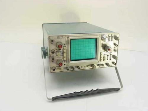 Tektronix 475  Dual Trace 200 MHz Oscilloscope for Parts