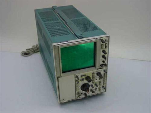 Tektronix 5111  Storage Oscilloscope with 5L4N Spectrum Analyzer