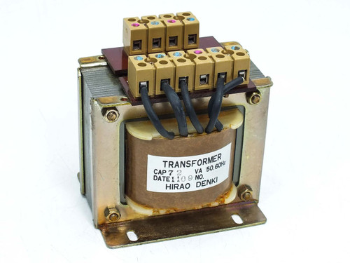 Hirao Denki Co Transformer (72 VA)