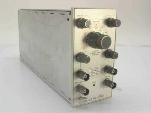 Tektronix PG 501  Pulse Generator Oscilloscope Plug-In - Untested