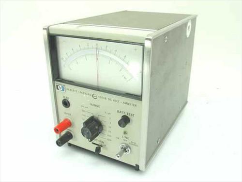 HP 4304B  DC Volt Ammeter