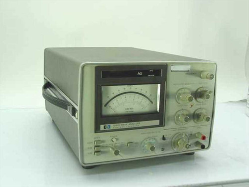 HP 3581A  Wave Analyzer 15 Hz to 50 kHz